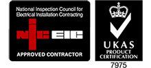 United Kingdom Accreditation Service (UKAS) & NICEIC Approved Contractor Scheme - Borden Electrics - Sheffield, Yorkshire