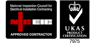 Borden Electrics is UKAS Product Certificated and a NICEIC Approved Contractor Electrician in Sheffield, Yorkshire
